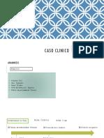 Caso Clinico de Ginecologia