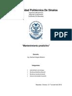 Mantenimiento Predictivo y Liquidos Penetrantes