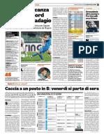 La Gazzetta Dello Sport 08-05-2018 - Serie B