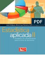 Estadística Aplicada II - Jesús Rodríguez Franco