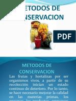 Metodosdeconservacion