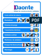 Catalogo General Daonte 2018