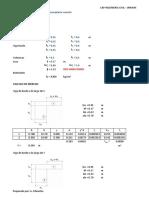 PC4-LOSA 2DIRECCIONES X-X (e=0.17 m)