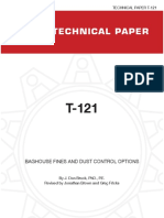 T121 Baghouse Fines & Dust Control