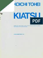 Kiatsu Koichi Tohei