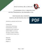 Universidad Nacional Del Altiplano Tecnologia