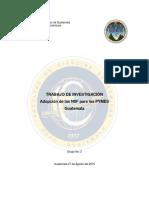 Trabajo de Investigacion No 1 (Auditoria 2)