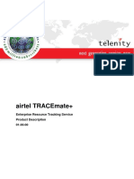 Airtel Tracemateplus Product Description 01.00.00