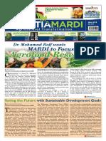 Scientia MARDI - Vol. 011 - March 2018