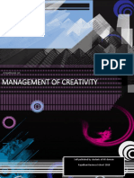 Management of Creativity E-book