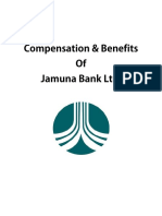 Compensation & Benefits of Jamuna Bank Ltd