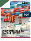 Knight Frank India Warehousing and Logistics India Warehousing Market Report 2018 5326 Knight Frank