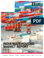 Knight Frank India Warehousing and Logistics India Warehousing Market Report 2018 5326 Knight Frank