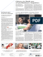 2018-03-26 the Globe and Mail