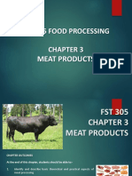 CHAPTER 3 Meat Products