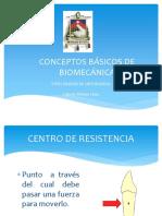 Conceptos Básicos de Biomecánica