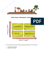 P5 CC5 - Mendelow's Framework