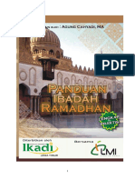 Panduan Ibadah Ramadhan-1