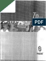 Piaggio Manuale Zip 50 4t