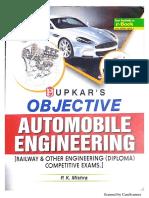 Automobile Engineering Book Rb Gupta Pdf