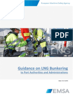 EMSA-Guidance on LNG Bunkering