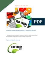 Conceptos Básicos de La Norma ISO 14001