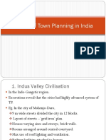3.History of Town Planning in India