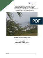 Volumen 01 Informe de Caracterización Parroquia Colon