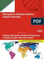 Diabetes Q1 Material Puasa