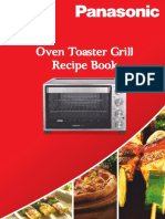 0ven Toaster Grill Recipe Book