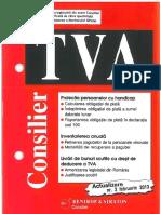 Consilier TVA Februarie 2013 - 2