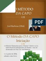 o Método Da Capo_2016