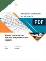 Acft Elect Load Analys Australia