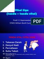 2a Tanda Vital