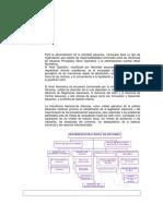 Estructura Organizativa de La Intendencia Nacional de Aduanas