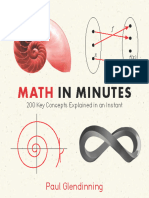 Math in Minutes 200 Key Concepts Explained In An Instant.epub