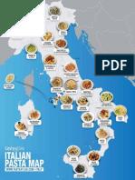 Mappa Pasta Italia