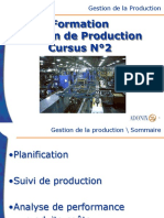 Gestion de Production - 2