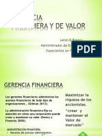 Presentación EPlan operativo para la ejecución de un proyecto empresarial