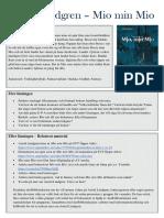 Astrid Lindgren - Mio min Mio.pdf