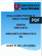 FC SEMANA 8 farmacocinetica de farmacos por via oral x 70 ++++