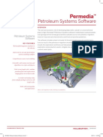 Permedia Petroleum Systems DATASHEET A4