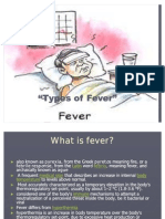 Types of Fever