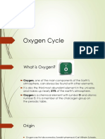 Oxygen Hand Outs