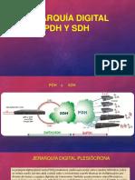 Jerarquía Digital PDH SDH