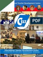 CELT Courses Booklet v.4 May 2018