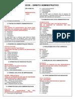 MNEUMÔNICOS DIREITO ADMINISTRATIVO.pdf