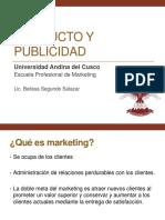 Producto y Publicidad
