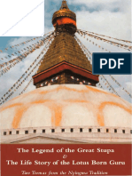 Padmasambhava Legend of the Great Stupa