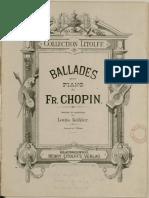 Chopin - 4 Baladas